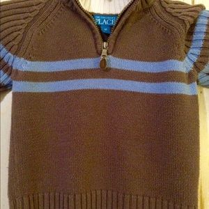 Children's Place boys size 3T pullover sweater.